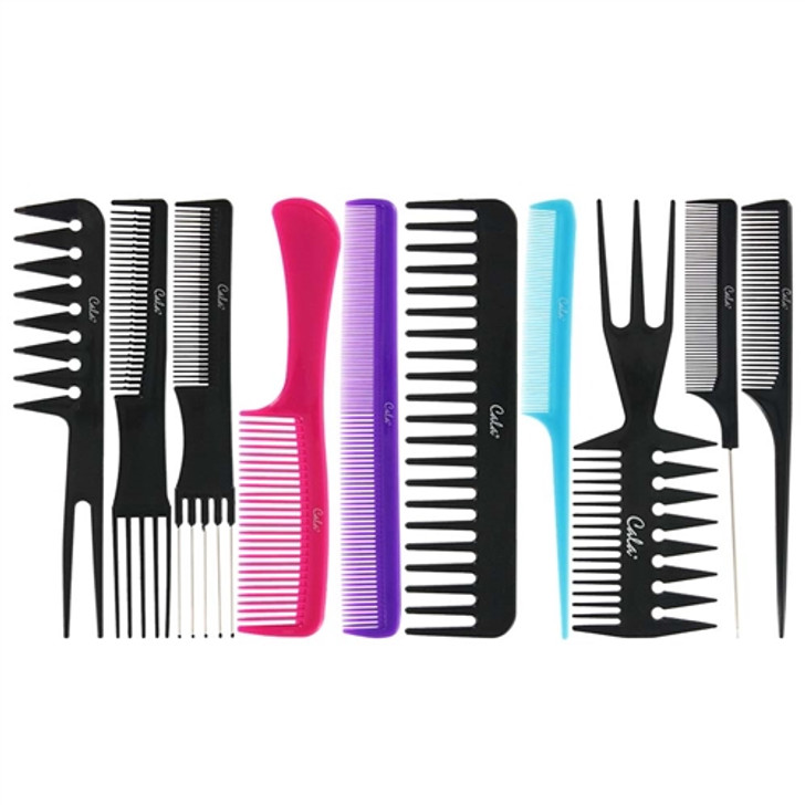 Cala 10 Pc Comb Set