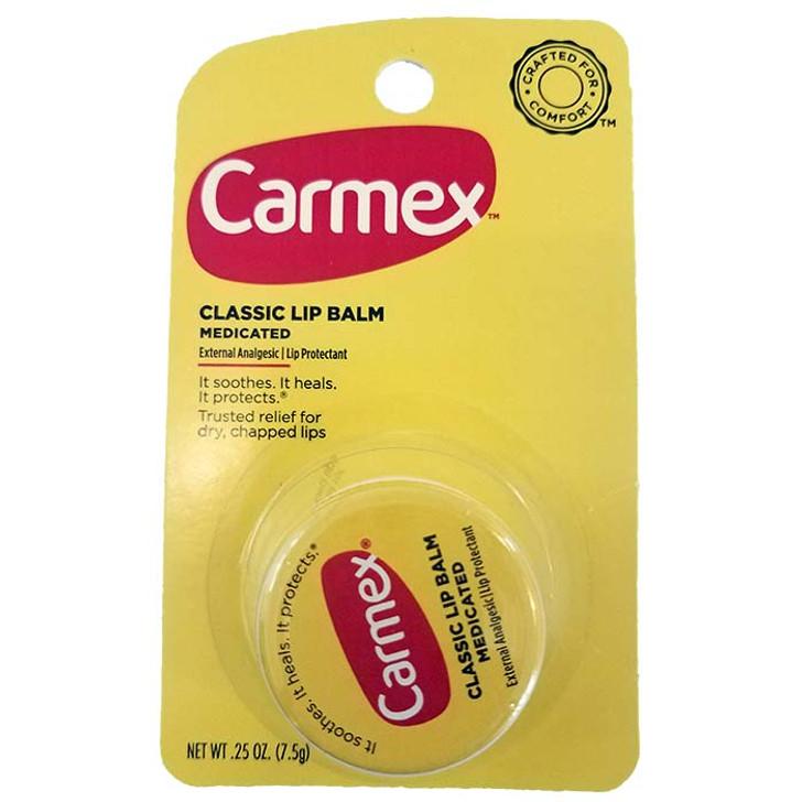 Carmex Original Lip Balm Jar