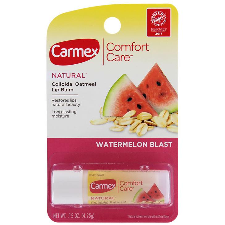 Carmex Comfort Care Lip Balm - Watermelon Blast