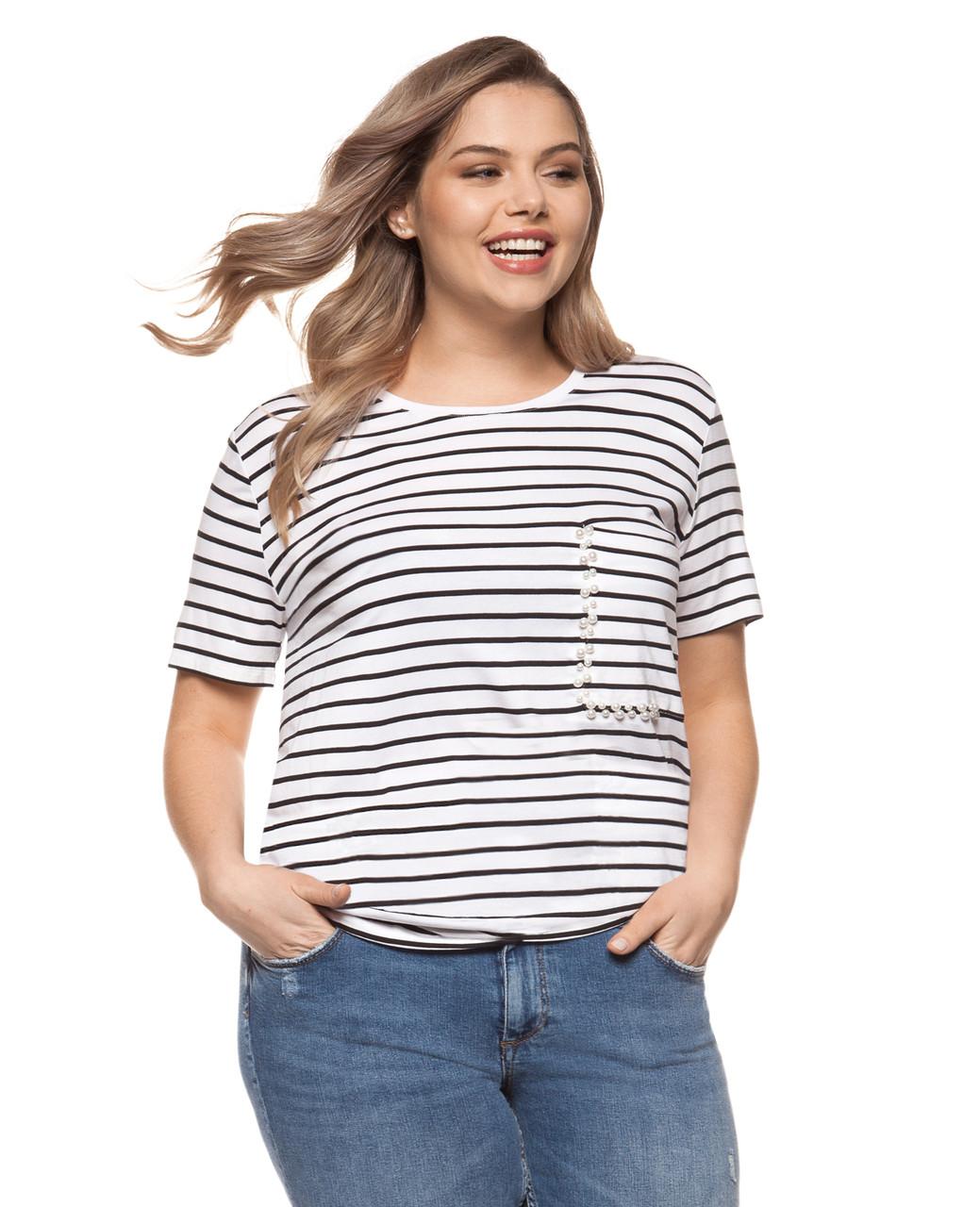 c574ea47549 Womens Plus Size Short Sleeve Denim Shirt