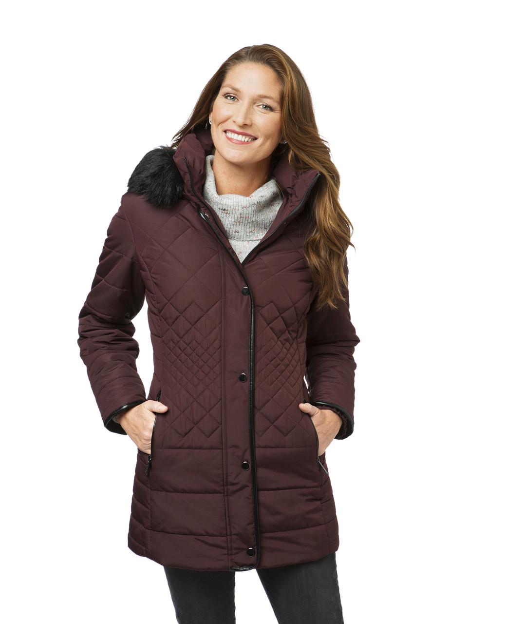 829ed8dd7b3 Startech Faux-Fur-Trimmed Hooded Jacket