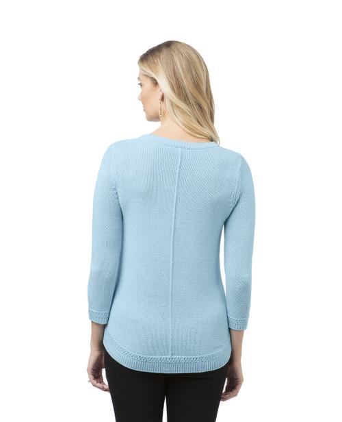 Women s Fancy Yoke Pullover Sweater · Women s Fancy Yoke Pullover Sweater  ... 1d9e7c04d