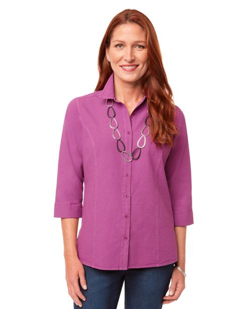 a4e9a4b51bf346 Button Down Shirt with Collar | Northern Reflections