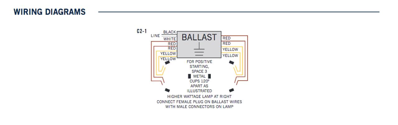 Keystone KTEB-2C72-1-TP-WS Circline Ballast with Socket Connectors on 2 bulb ballast diagram, keystone fluorescent light ballast, fluorescent lamp wiring diagram, keystone trailer wiring diagram,