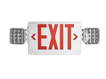 red letter exit sign HL03143RWRC