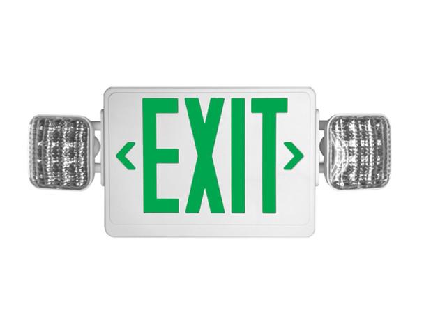 green exit sign HL03143GW