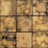 Bristol Studios - Midnight - G2322 Plage - 4X4 Hand Crafted Decorative Tile - $7.99