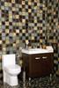 Bristol Studios - Midnight - G2323 Bora Bora - 4X4 Hand Crafted Decorative Tile - $7.99