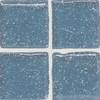 Daltile Sonterra - SR51 Crystal Blue 7/8 X 7/8 Glass Tile Mosaic - $6.99