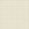 Daltile Color Wave Glass - CW05 Whipped Cream - 1 X 1 Dal Tile Glass Tile - Glossy - Sample