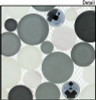 Supplier: Tile Store Online, Name: SBS-1512, Color: Grey Fizz,Type: Round Glass & Stone Mosaic Tile, Size: 11.75X11.75