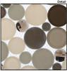 Supplier: Tile Store Online, Name: SBS1515, Color: Platinum Foam,Type: Round Glass Mosaic Tile, Size: 11.75X11.75