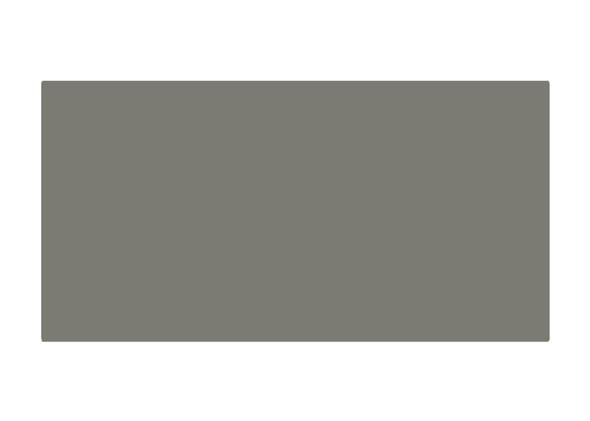 Daltile Color Wave Glass Tile - CW09 Kinetic Khaki - 3 X 6 Brick Subway Dal Tile Glass - Glossy - Sample