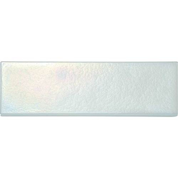 Supplier: Daltile with Oceanside Glass, Series: Glass Horizions, Name: GH01, Color: Waves, Type: Glass Tile Brick Subway, Price: $5.99, Size: 2X8