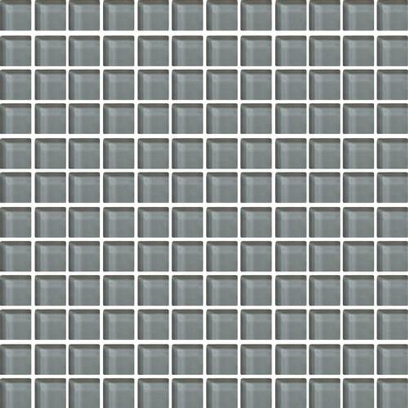 Supplier: Daltile, Series: Color Wave, Name: CW18 Top Hat - Glossy, Category: Glass Tile, Size: 1 X 1