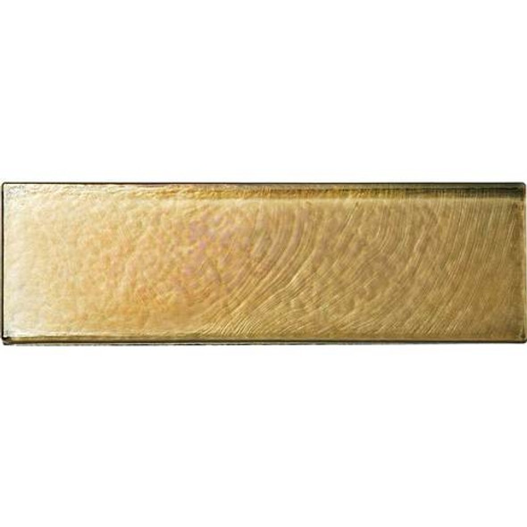 Supplier: Daltile with Oceanside Glass, Series: Glass Horizions, Name: GH04, Color: Reed, Type: Glass Tile Brick Subway, Price: $5.99, Size: 2X8