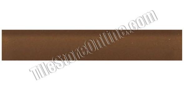 Supplier: Daltile, Type: Glass Tile Liner, Series: Glass Reflections, Name: GR19 Caramel Sundae - Glossy, Color: Caramel Sundae, Category: Glass Tile Liners, Size: 1 X 6