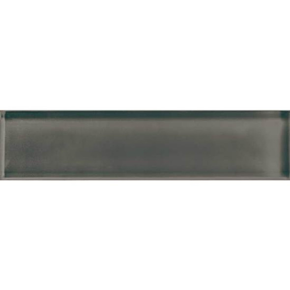 American Olean Color Appeal Glass - C119 Mink - 2X8 Brick Subway Glass Tile - Glossy - Sample