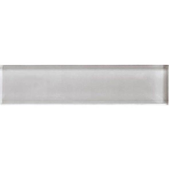 American Olean Color Appeal Glass - C120 Cloudburst - 2X8 Brick Subway Glass Tile - Glossy - Sample