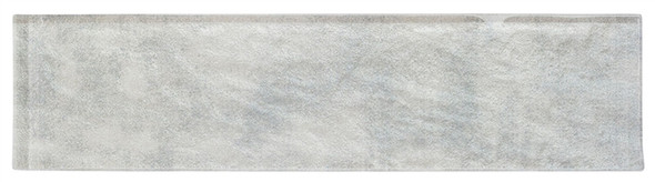 Velvet Glaze - VGL-521 Mint Frost - 3X12 Subway Brick Undulated Glass Tile