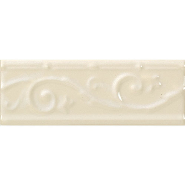 "Supplier: Daltile, Type: Glazed Ceramic Tile Decorative Tile, Series: Semi Gloss Liner Border, Name: FA5213538IVY1P1, Color: Almond, Category: Ceramic Tile, Price: $1.99, Size: 3""X8"""
