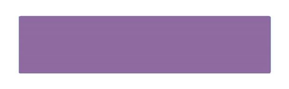Daltile Color Wave Vibrant Glass Tile - CW31 Purple Magic - 2 X 12 Plank Dal Tile Glass - Glossy - Sample
