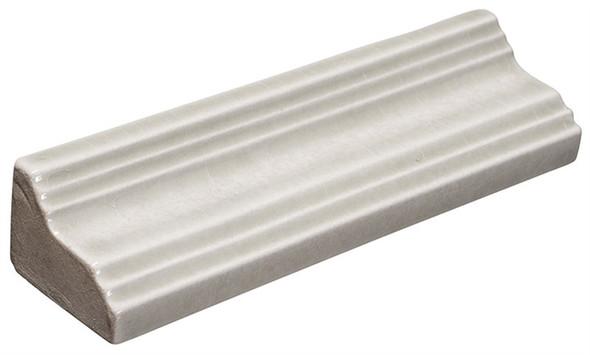 Lumiere - LMRM-8555 Aux Champignon - 1-1/2 X 6 Crackle Glaze Porcelain - Chair Rail