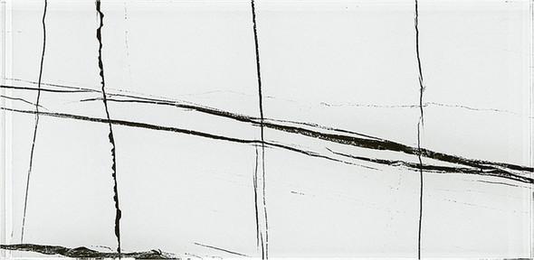 Yosemite - YSM 084 December Tracks - 9 X 18 Subway Rectangle Brick Shape Glass Tile - Sample