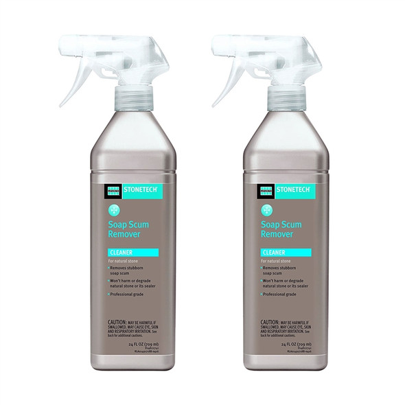 Laticrete StoneTech Professional - Soap Scum Remover - D14822742 - 24 oz. Spray - 2 PACK