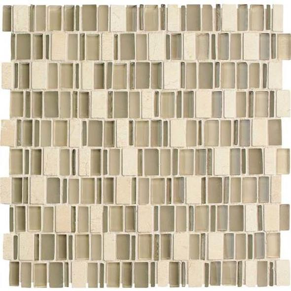 Supplier: Daltile, Series: Clio, Name: CL14 Nox, Category: Glass Tile, Size: Multi