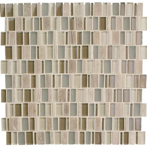 Supplier: Daltile, Series: Clio, Name: CL15 Hera, Category: Glass Tile, Size: Multi