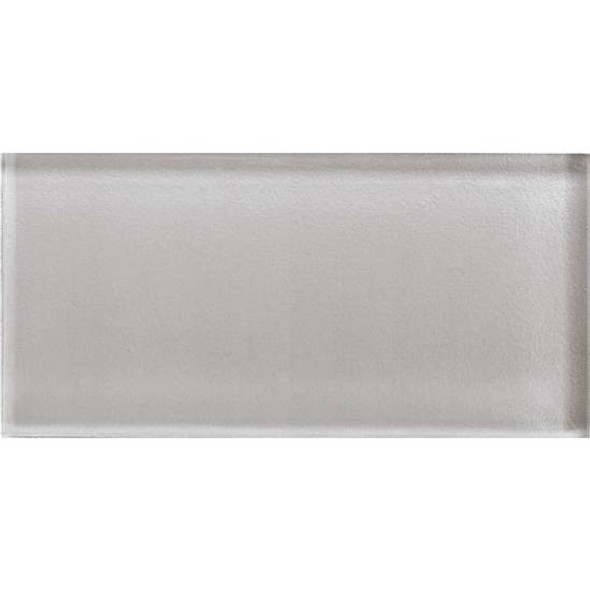 Supplier: American Olean, Series: Color Appeal Glass, Name: C120 Cloudburst - Glossy, Type: Brick Subway Glass Tile, Size: 3X6