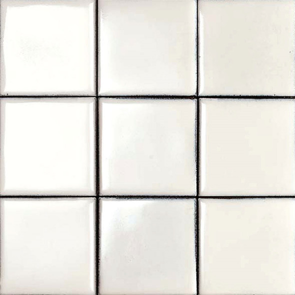 Bristol Studios - Cosmic - G2235 Milky Way - 4X4 Handcrafted Decorative Tile - Sample