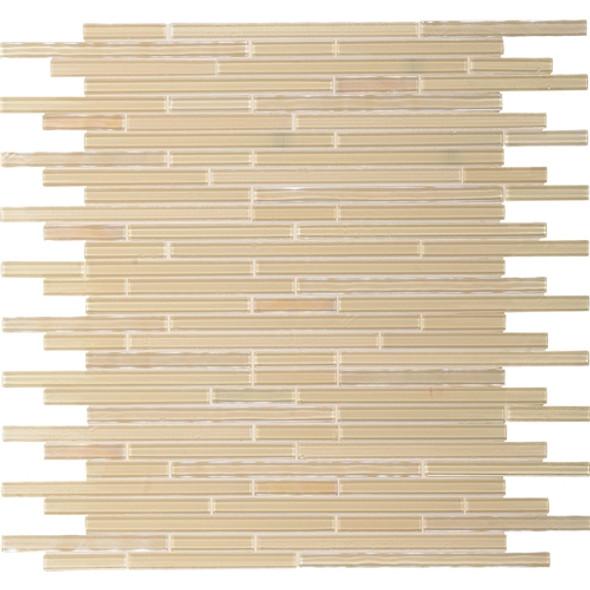 Supplier: Daltile Fanfare, Series: Opulence, Name: OP04 Silk Glint, Size: Random Linear