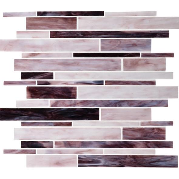 Supplier: Daltile Fanfare, Series: Serenade, Name: F191, Color: Crescent City, Size: Random Linear