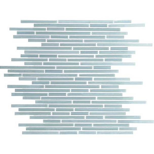 Supplier: Daltile Fanfare, Series: Caprice, Name: F165, Color: Whisper Green, Size: Random Linear