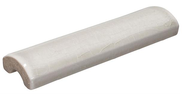 Lumiere - LMRM-8565 Aux Champignon - 1-1/2 X 6 Crackle Glaze Porcelain - Molding