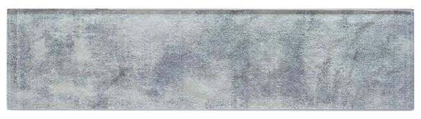 Velvet Glaze - VGL-523 Powder Blue - 3X12 Subway Brick Undulated Glass Tile