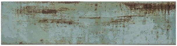 Iberian - IBR 9374 Andalusia - 4X16 Subway Brick Glazed Wall Tile - BULLNOSE FINISH TRIM