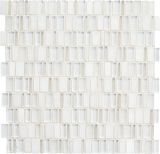Supplier: Daltile, Series: Clio, Name: CL13 Luna, Category: Glass Tile, Size: Multi