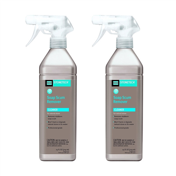 Laticrete StoneTech Professional - Soap Scum Remover - D14822742 - 24 oz. Spray - 2 PACK