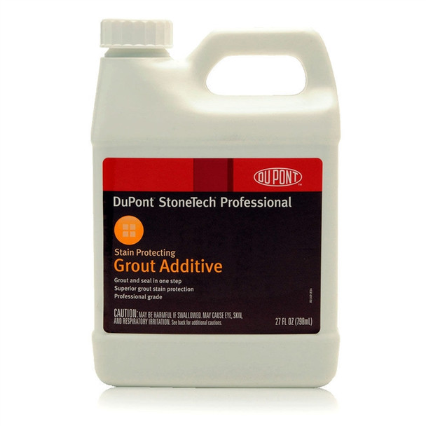 DuPont StoneTech Professional - Stain Protecting Grout Additive - D14822832 - 67 Oz. - $34.99