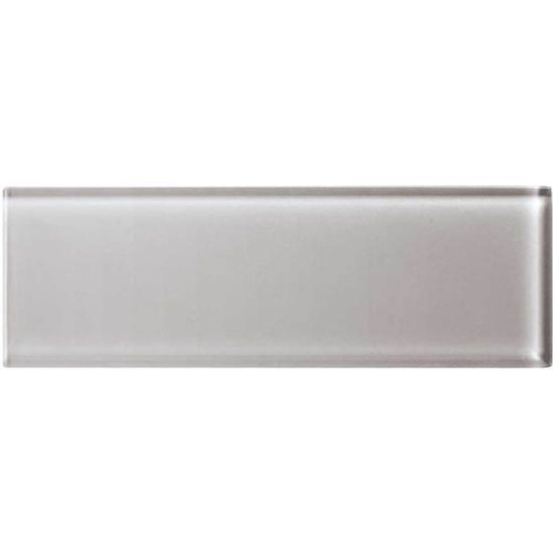 Supplier: American Olean, Series: Color Appeal Glass, Name: C120 Cloudburst - Glossy, Type: Brick Subway Glass Tile, Size: 4X12