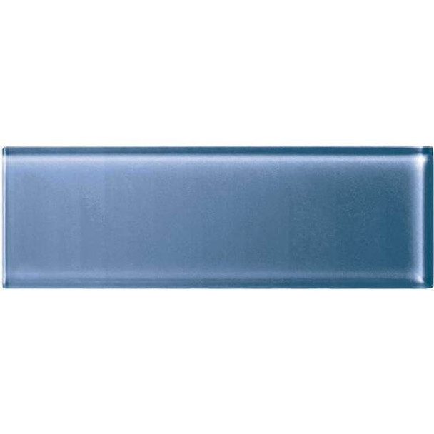 Supplier: American Olean, Series: Color Appeal Glass, Name: C110 Dusk - Glossy, Type: Brick Subway Glass Tile, Size: 4X12
