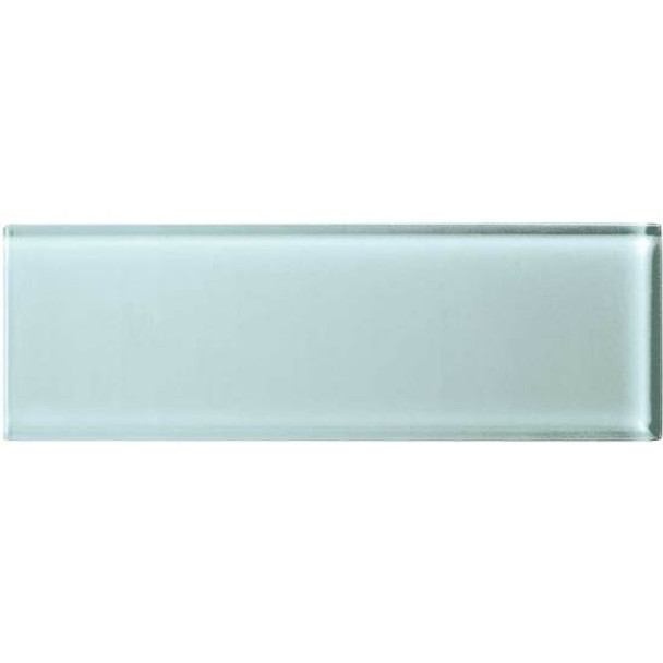 Supplier: American Olean, Series: Color Appeal Glass, Name: C106 Moonlight - Glossy, Type: Brick Subway Glass Tile, Size: 4X12