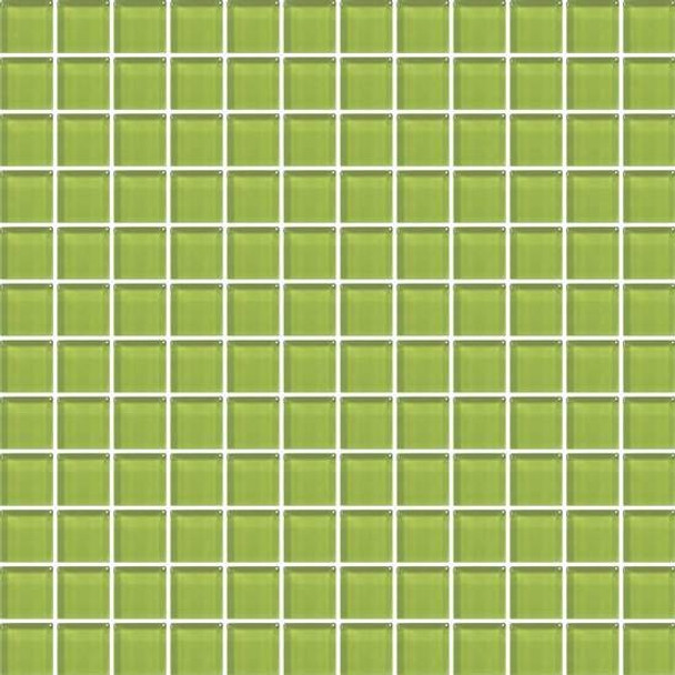 Supplier: American Olean, Series: Color Appeal Vibrant Glass, Name: C124 Lime Green - Glossy, Type: Glass Tile Mosaic, Size: 1X1