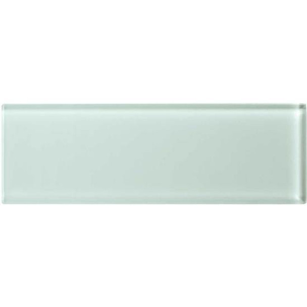 Supplier: American Olean, Series: Color Appeal Glass, Name: C107 Vintage Mint - Glossy, Type: Brick Subway Glass Tile, Size: 4X12