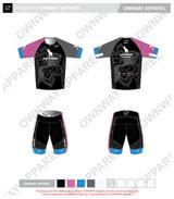 Yogi Triathlete 2019- Short Sleeve Tri Top- PINK