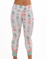 OW-IS-018 - WOMEN'S YOGA RUN PANTS