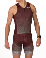 OW-IS-001 - MEN'S PRO TRI SHORTS KONA